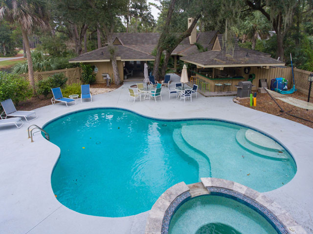 91 Baynard Cove - Pool