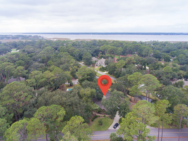 91 Baynard Cove - Aerial