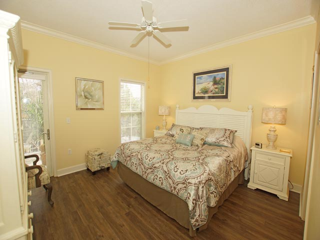 307 Northshore - Master Bedroom