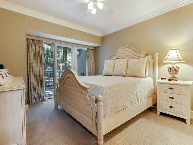 544 Plantation Club - Master Bedroom