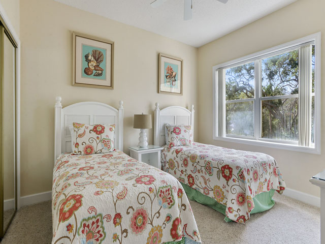 Hampton Place 6201 - Third Bed, 2 Twin beds