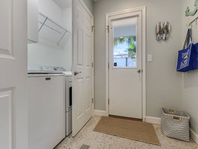 1 Dogwood - Laundry Room
