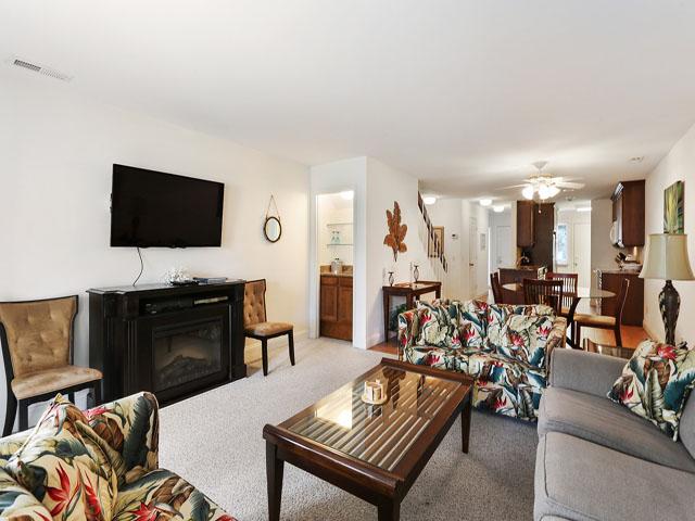 704 Tennismaster - Living Room