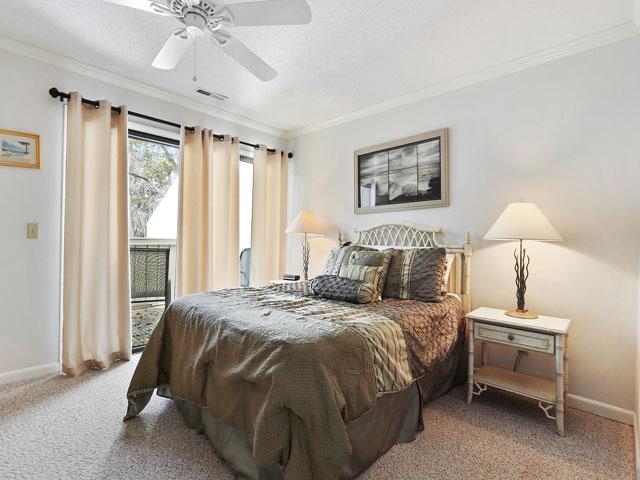 704 Tennismaster - Bedroom