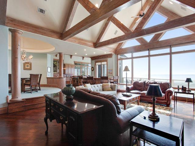 11 Iron Clad- Living room upstairs