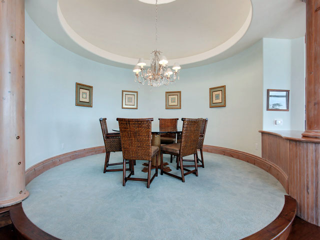11 Iron Clad- Dining room table