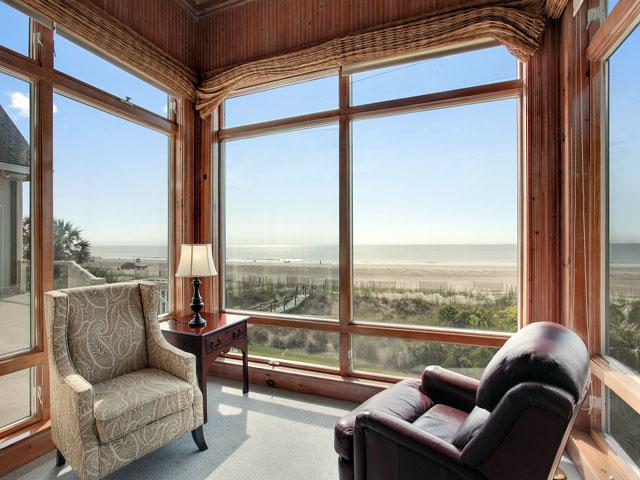 11 Iron Clad- Reading nook in master bedroom