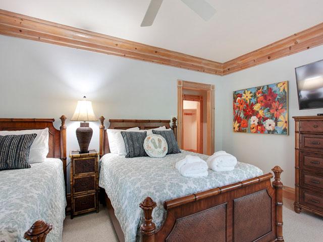 11 Iron Clad- Bedroom 2, queen