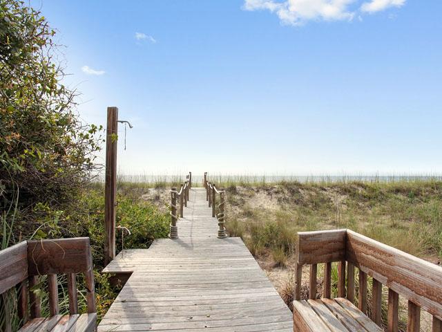 11 Iron Clad- Walkway to beach