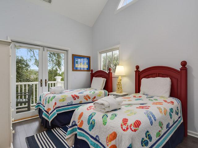 30 Sandpiper - Bedroom 6, twin beds