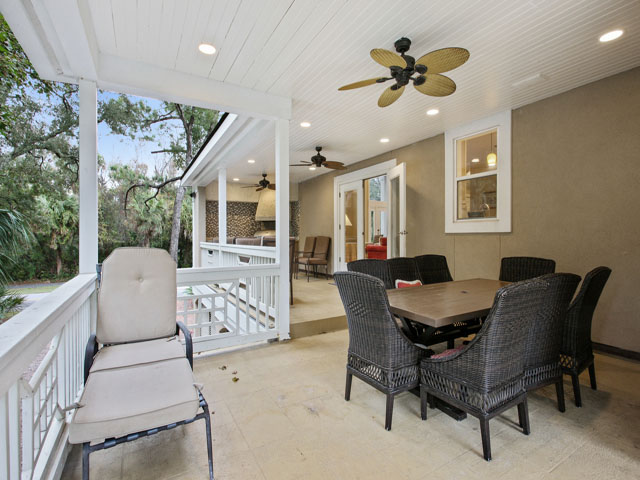 48 North Forest Beach - Patio