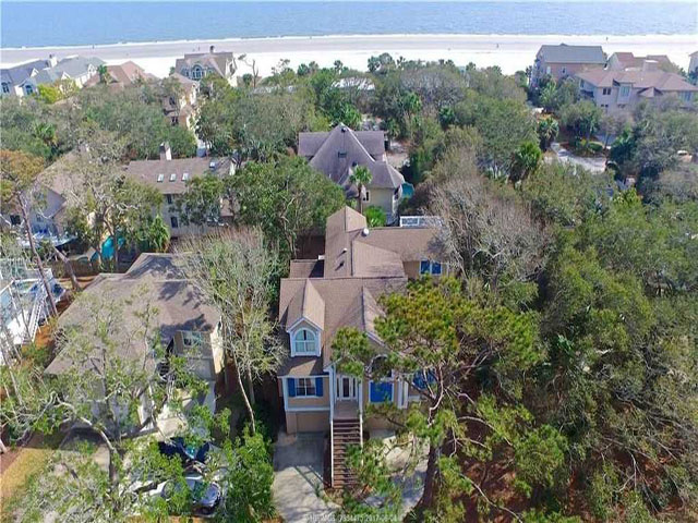 48 North Forest Beach- Drone Shot