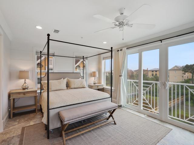 Bedroom 2 - master 2nd floor