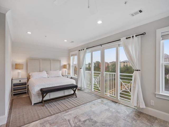 Bedroom 6 - master 3rd floor
