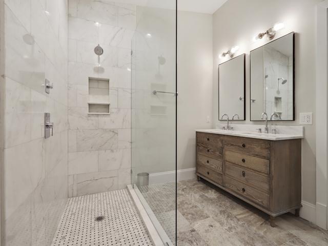 Bathroom 9 top level shared bath