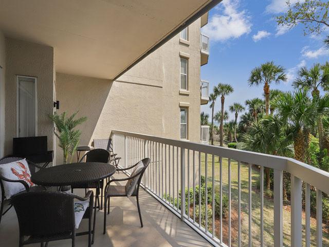 115 Barrington Court - Balcony