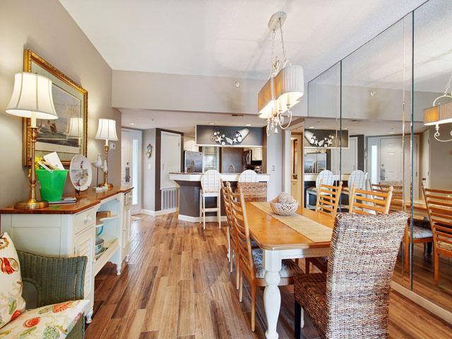 102 Barrington Arms - Dining room